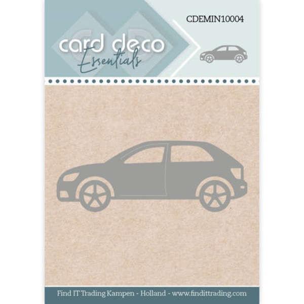Auto / Car - Mini Dies von Card Deco (CDEMIN10004)