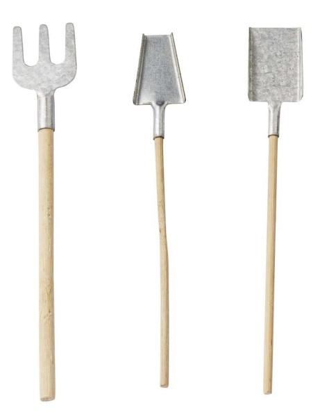 Werkzeug-Set - 3-tlg. ca. 13 cm