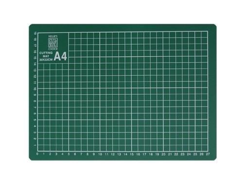 Schneidematte DIN A4 - Schneideunterlage - 300x220x2 mm