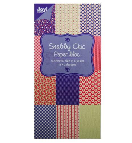 Motivpapier-Set / Kartenkarton - Shabby Chic