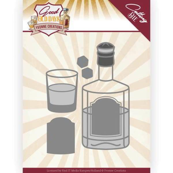 Whiskey - Good Old Days - Stanzschablone
