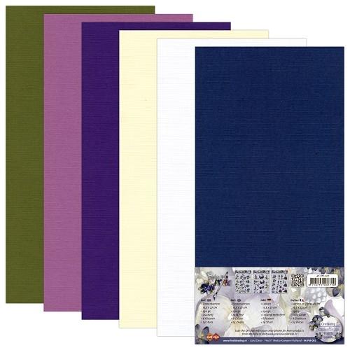 Leinenpapier-Set 4K von Precious Marieke
