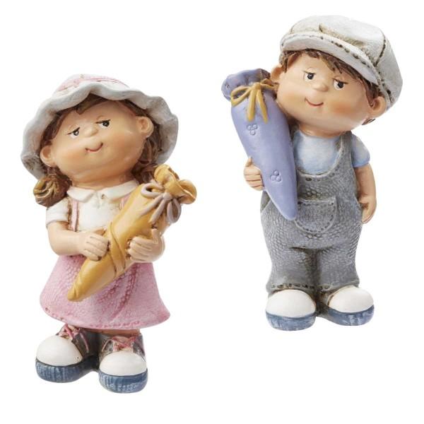 Schulkinder Emma und Max von HobbyFun (CREApop®)