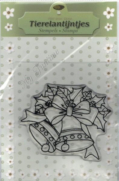 Stempel - Clearstamp - Weihnachtsglocken