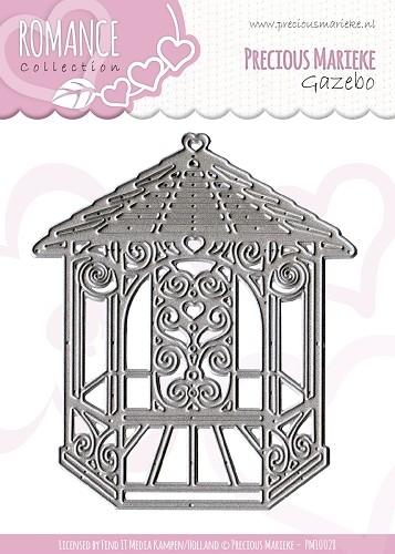 Pavillon (Romance) - Stanzschablone