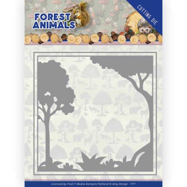 Forest Frame - Forest Animals Collection von Amy Design (ADD10231)
