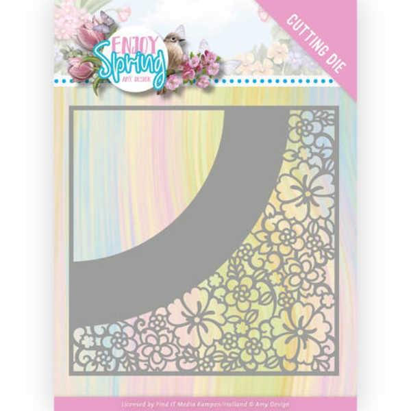 Flower Frame - Enjoy Spring Collection von Amy Design (ADD10236)