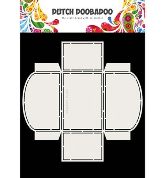 Keksschale / Cookie Tray - Box Art Schablone