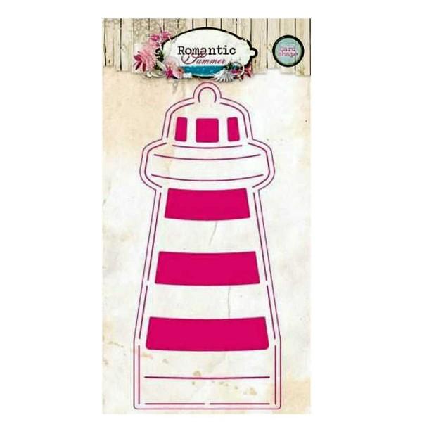 Cardshape / Universal-Schablone Romantic Summer 02 von Studio Light (CARDSHAPRS02)