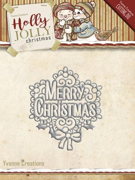 Merry Christmas - Textschablone