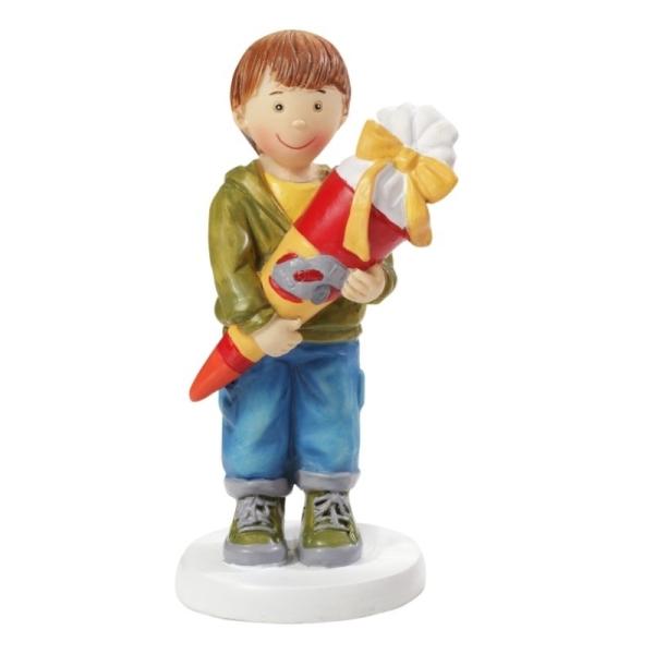 CREApop® Junge mit Schultüte