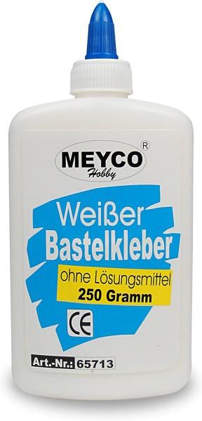Weißer Bastelkleber - 250 ml von MEYCO