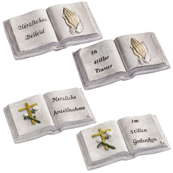 Buch / Bibel versch. Ausführungen... von CREApop®