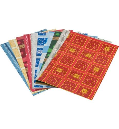 Deko - Papier für Kartengestaltung und Scrapbooking