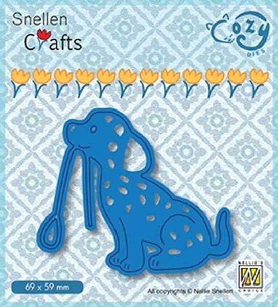 Dog / Hund - Cozy Dies Collection von Nellie´s Choice (SCCOD013)