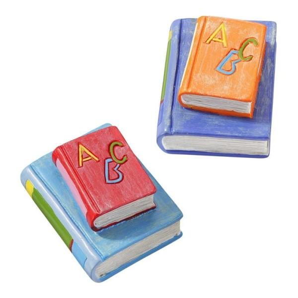 Schulbücher - 4cm von HobbyFun (CREApop®)