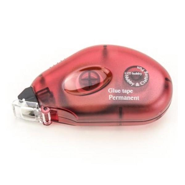 Glue-Tape Dispenser / Klebe-Roller / doppelseitiges Klebeband - Permanent