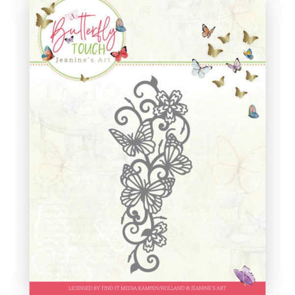 Butterfly Border - Butterfly Touch Collection von Jeanines Art (JAD10121)