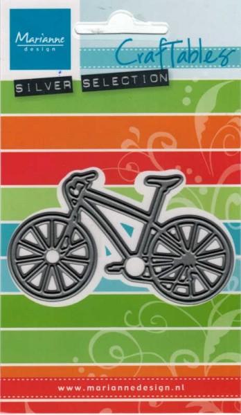 Mountain Bike / Fahrrad - Stanzschablone