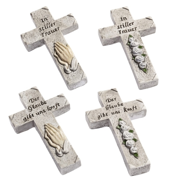 Kreuz in versch. Ausführungen... von CREApop®