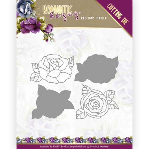 All kind of Roses - Romantic Roses Collection von Precious Marieke (PM10198)