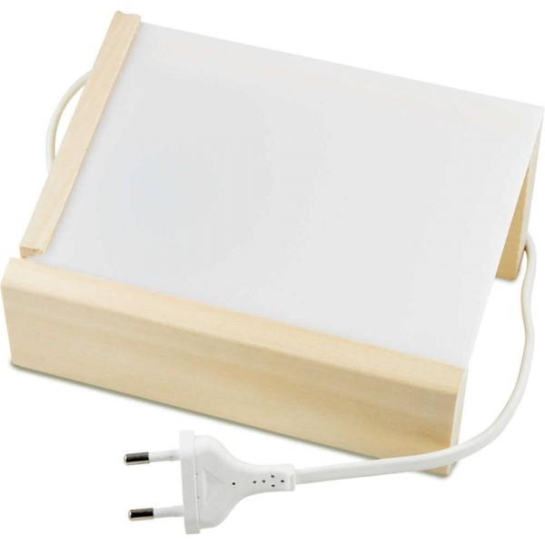 Lichtkasten / Leuchtkasten DIN A6 von MEYCO (66841)