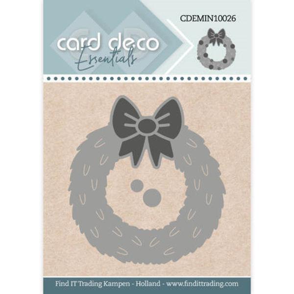 Wreath / Kranz - Mini Dies von Card Deco (CDEMIN10026)