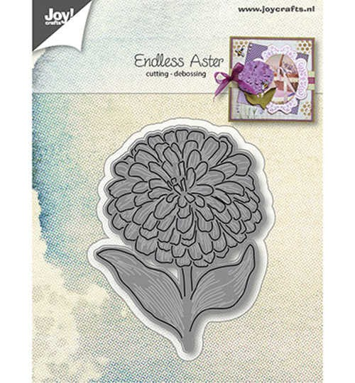 Endless Aster - Stanzschablone von Joy!Crafts (6002/1016)