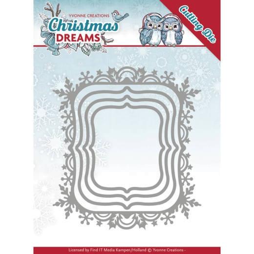Christmas Borders 2 - Stanzschablone