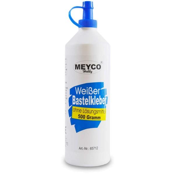 Weißer Bastelkleber - 500 ml von MEYCO