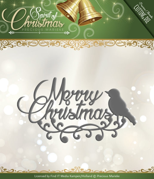 """Merry Christmas"" - Textschablone"