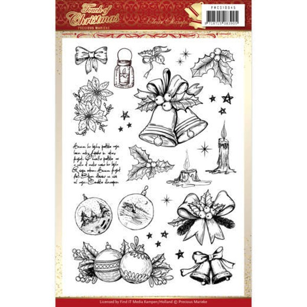 Touch of Christmas - Stempel / Clearstamp