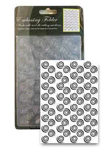 Swirl´s - Prägeschablone / Embossing Folder