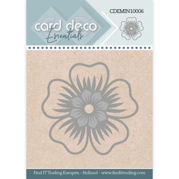 Flower / Blume - Mini Dies von Card Deco (CDEMIN10006)