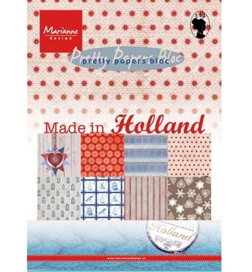 Made in Holland - Design Motivpapier