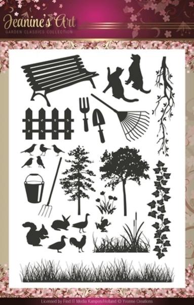 Garden Classic - Clearstamp