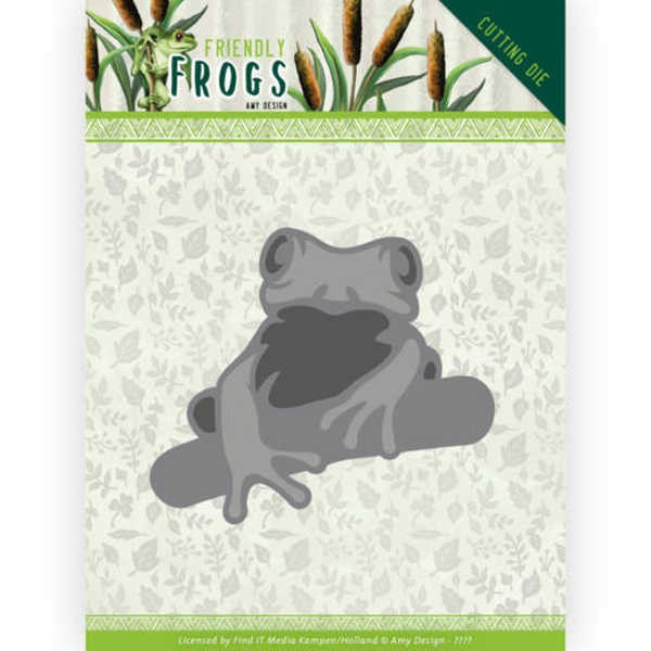 Tree Frog - Friendly Frogs Collection von Amy Design (ADD10230)