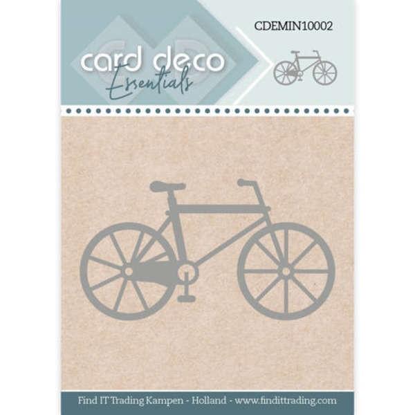 Bike / Fahrrad - Mini Dies von Card Deco (CDEMIN10002)