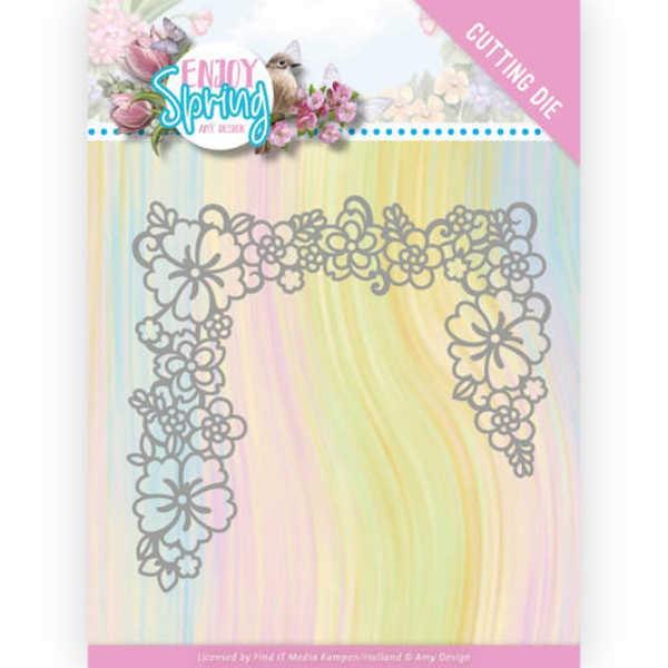 Flower Edge - Enjoy Spring Collection von Amy Design (ADD10237)