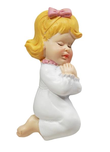 Mädchen betend - 6 cm - 2D-Figur - CREApop®