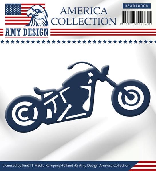 Stanzschablone - Bike / Motorrad