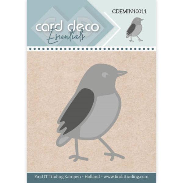 Bird / Vogel - Mini Dies von Card Deco (CDEMIN10011)
