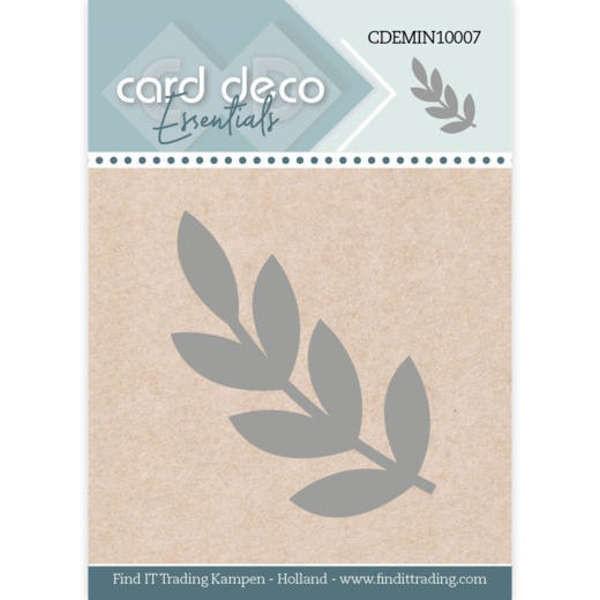 Leaves / Zweig - Mini Dies von Card Deco (CDEMIN10007)