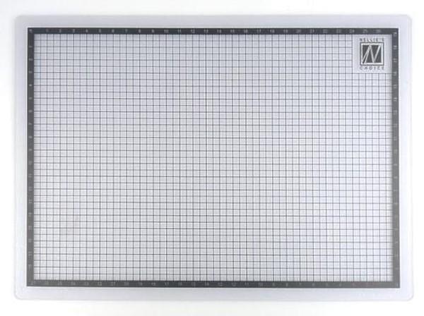 Schneidematte / Schneideunterlage - DIN A4 -Selbstheilend - 300x220 mm