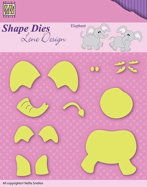 SDL031 - Elefant - Build-Up