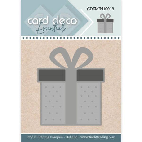 Present / Geschenk - Mini Dies von Card Deco (CDEMIN10018)