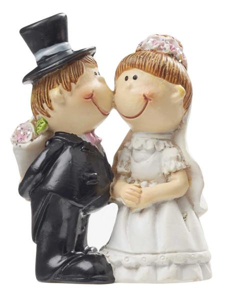 Hochzeitspaar X - ca. 6 cm von HobbyFun - CREApop® (3870347)