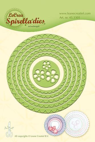 Circles - Stanzschablonen