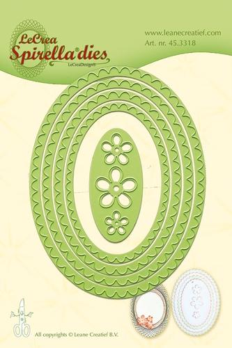 Ovals - Stanzschablonen