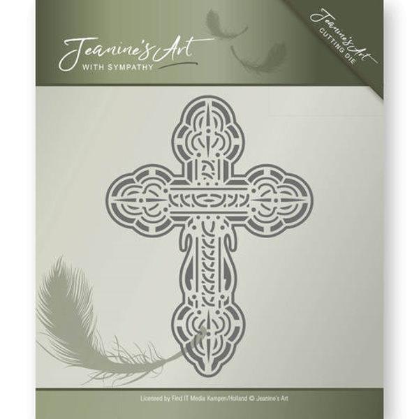 Kreuz / Cross - With Sympathy Collection - Stanzschablone